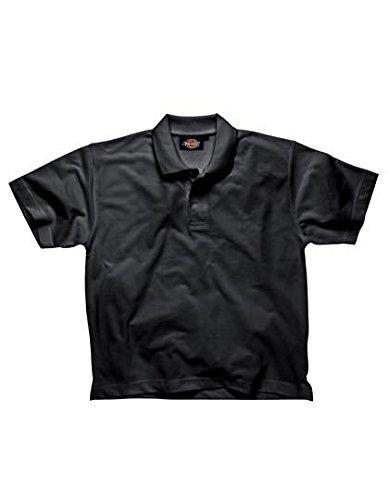DICKIES Polo-Shirt - schwarz | XXXL