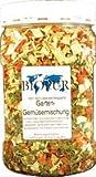 BIOPUR Bio Ergänzungsfutter für Hunde Garten-Gemüsemischung, 1er Pack (1 x 220 g)