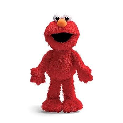 Elmo - Peluche de Barrio Sésamo
