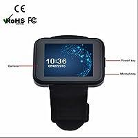 Smart Watch sport Uhr Bluetooth Fitness Tracker,Fitness Tracker,Leben wasserdicht,Heart Rate Monitor,Metallgehäuse,Pedometer,Smart uhr,Push-Message und Anrufer,für samsung/huawei/sony/apple