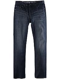 Emerica Pure Slim Jeans indigo raw / bleu Taille 36/32