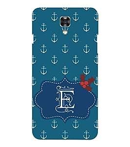 EPICCASE anchor of E Mobile Back Case Cover For LG X Power (Designer Case)