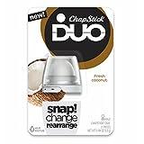 ChapStick Duo Half ChapStick Duo, Fresh Coconut