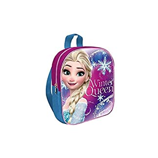 Kids Frozen Mochila Infantil, 30 cm, Rosa