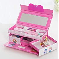 Sillyme 3D Password Protected Jewelry/Makeup Box for Girls Toy - Assorted Design