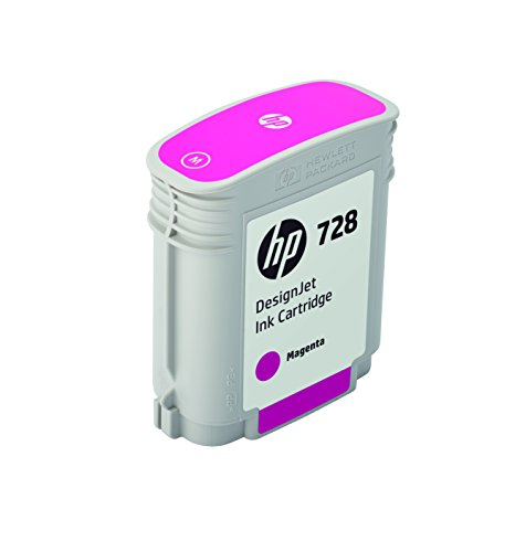 Preisvergleich Produktbild HP F9J62A Tintenpatrone, 728 Original, magenta