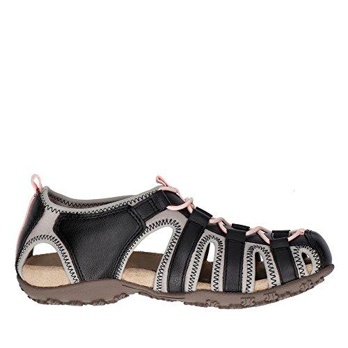Geox , Sandales pour femme Schwarz