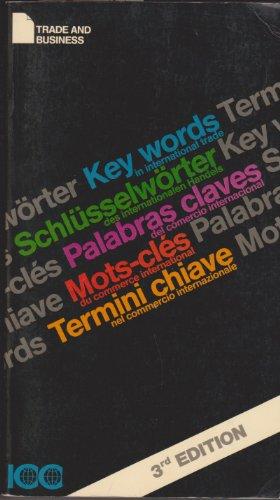Keywords in International Trade