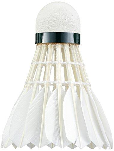 Yonex Federbälle Aerosensa 30, 12 Stück, Weiß (Feather Yonex)