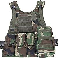 ThreeH Cumplimiento de la ley Chaleco táctico militar Paintball Gear Equipo de proteccion Prenda SA0103C
