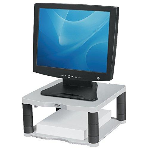 Fellowes Premium Monitor Ständer bis 53,3 cm (21 Zoll) platin