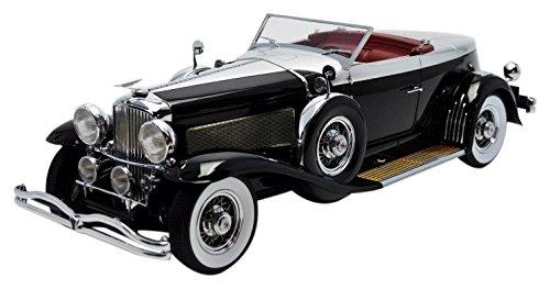 minichamps-107150431-duesenberg-model-j-torpedo-convertible-1929-1-18-noir-argent