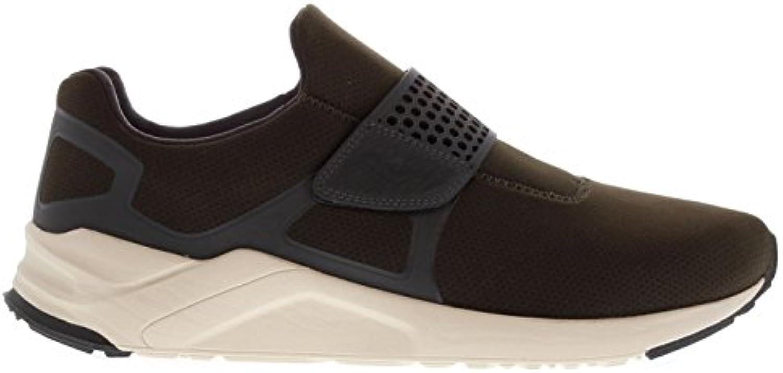 les chaussures de formateurs de de de la sangle everlast tanto original de chaussures de sport de baskets kaki / charbon de bois 0b3999