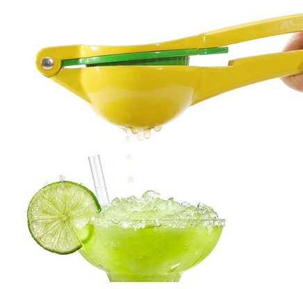 Floratek Lemon Lime Squeezer - Manual Citrus Lime Squeezer Press Lemon Orange Juicer Kitchen Cookware Fresh Juice Tool