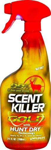 Wildlife Research Scent tueur or Vêtements et Boot Spray (24 onces)