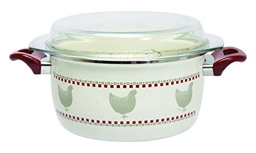menastyl-cuisson-9110419-friteuse-avec-couvercle-en-verre-gallina-acier-emaille-rouge-blanc-37-x-265