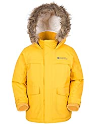 Mountain Warehouse Samuel Kids Parka Jacket
