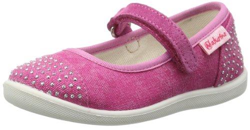 Naturino - Ballerine NATURINO 8060, Bambina, Rosa (Pink (FUXIA 9102)), 35