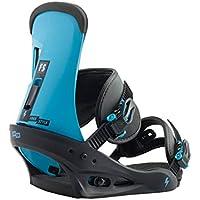 Burton Freestyle Fijaciones, Hombre, Azul (Cobalt), M
