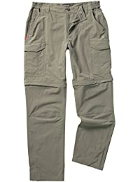 Craghoppers Men's Cr116 Nosilife Convertible Trousers