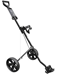 Masters 1 Series - Carrito de golf, color negro