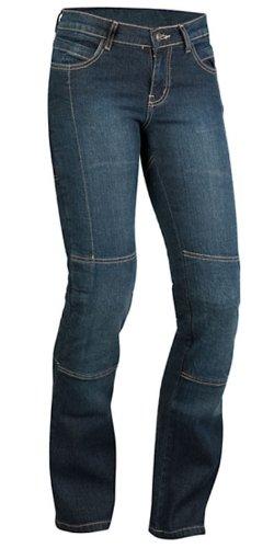 *Motorrad Hose MBW Damen Kevlar Stretch Jeans Größe 40*
