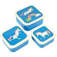 Petit Monkey Brotdosen 3er-Set mit Tieren Lunchbox Set animals LB1 preisvergleich bei kinderzimmerdekopreise.eu