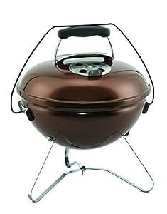 Weber 1122004 Smokey Joe Premium Barbecue à Charbon Cuivre 37 cm