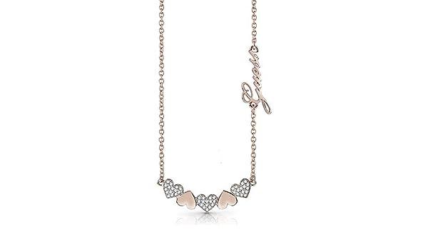 2a873e282885 Guess Femme Plaqué or Bracelet en chaîne - UBN85045  Amazon.fr  Bijoux