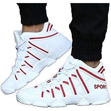 7b9d59aec5ceb Beikoard-scarpa da Basket da Uomo Scarpe Antiscivolo Traspiranti e Belle  Scarpe da Maglia Resistenti