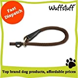 Ancol Timberwolf Rope Slip Lead, 139 cm x 12 mm,...