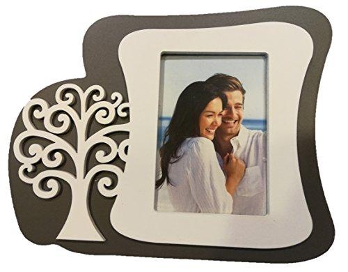 L'angolo barletta bomboniere utili matrimonio comunione cornice portafoto moderno albero vita