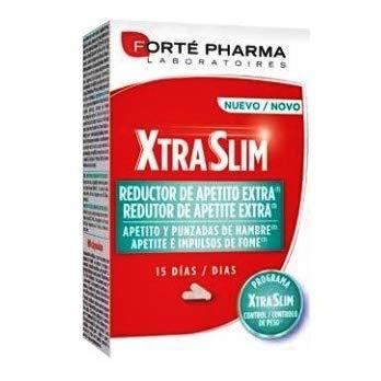 Forte Pharma XtraSlim Reductor del Apetito, 60cápsul .