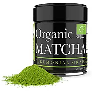 Matcha Ceremonial KissMeOrganics. 29g (1oz)