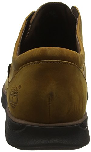 Timberland Bradstreet Casual Ox Goretex, Chaussures à Lacets Homme Marron - Brown (Medium Brown)