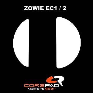 Corepad Mausfüße Skatez Pro 48 Zowie EC1 – Zowie EC1-A – Zowie EC2 – Zowie EC2-A