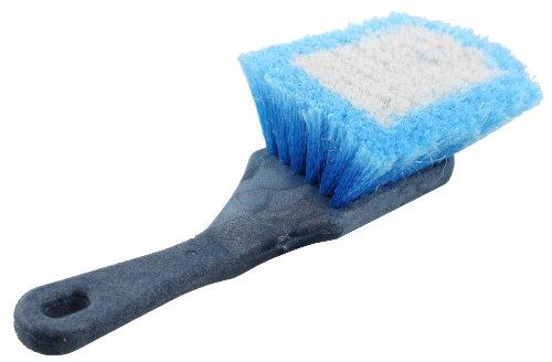 CLEANPRODUCTS Felgen- und Schwellerbürste - Spezial-Bürste für die Autoaufbereitung Fahrzeugaufbereitung