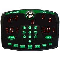 Darts Deluxe Electronic Dart Scorer Electronic Scoreboard