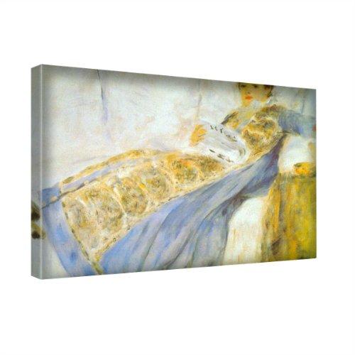 le-figaro-by-renoir-kunstdrucke-leinwandbild-bild-malerei-wandbilder-canvas-grosse-12-x-18-30-x-45cm