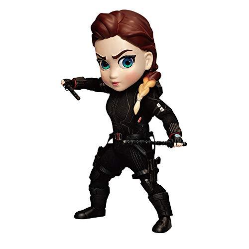 DS- Statue Schwarze Witwe Figur - Rächer Schwarze Witwe Rächer Unendlichkeit Krieg Rächer Superheld Figuren Modell Puppe Figur Superhelden Modell Spielzeug &&