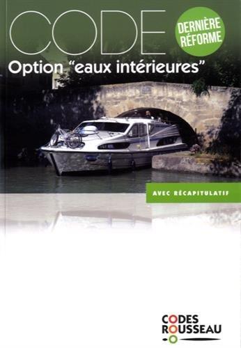 Code Rousseau code eaux intérieures 2017 PDF