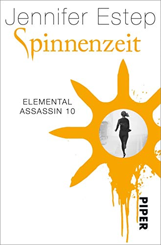 Spinnenzeit: Elemental Assassin 10 (Spider-jennifer Estep)