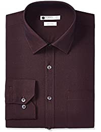 Symbol Men's Formal Fil a Fil Regular Fit Shirt