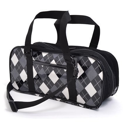 kids-paint-bag-rated-on-style-n2104500-made-by-nippon-black-argyle-bag-only-japan-import
