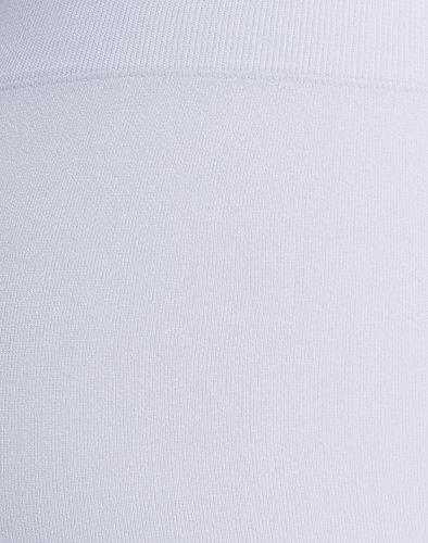 UnsichtBra Damen 3-er Set Wohlfühl-Panties 3 x Weiss