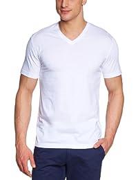 Strellson Sportswear Herren T-Shirt 2 er PackRegular Fit 14000727 / J-Two Pack-V
