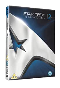 Star Trek: The Original Series Remastered - Season 2 [Import anglais]