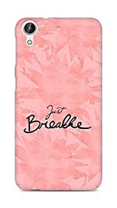 AMEZ just breathe Back Cover For HTC Desire 626 LTE