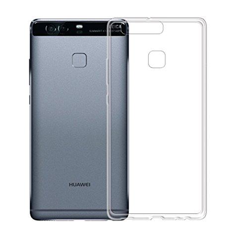 Minto Ultradünn TPU Hülle iPhone 8 Plus / iPhone 7 Plus Silikon Schutzhülle Handyhülle Case Crystal Cover Durchsichtig transparent 0.6mm P9