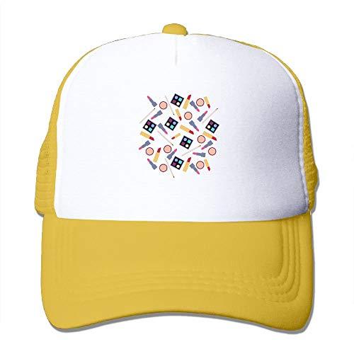 Sports Baseball Caps Makeup Tools Adjustable Trucker Sun Hats for Running Outdoor designer makeup bag Baseball-cap-tool